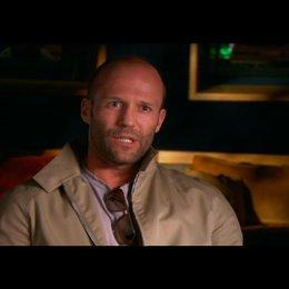 Jason Statham über die Story - OV-Interview Poster