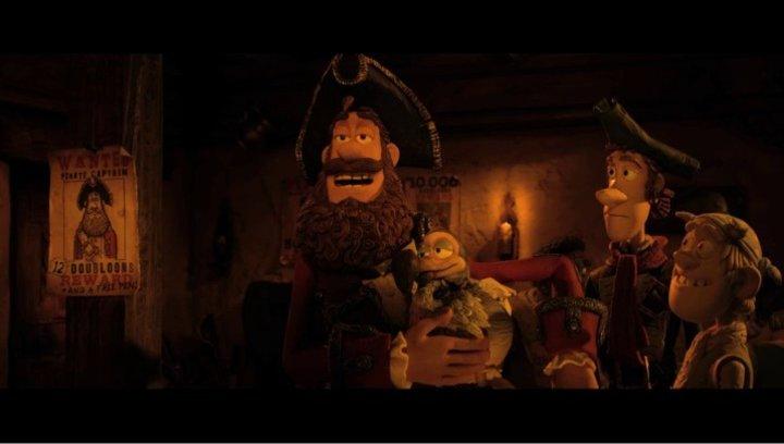 Pirat des Jahres - Szene Poster