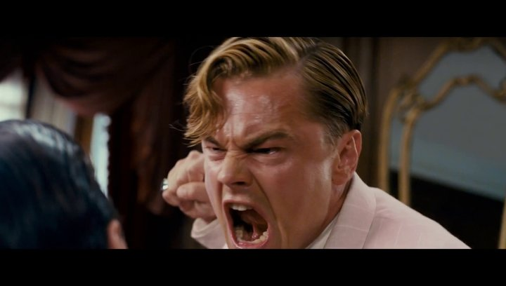 Der Grosse Gatsby - Mood Trailer 1 - Who Are You Poster