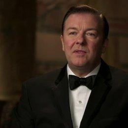 Ricky Gervais darüber was das Publikum an dem Film anziehend findet - OV-Interview Poster