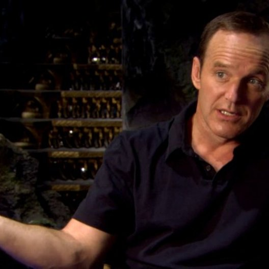 Clark Gregg - Agent Phil Coulson über Regisseur Joss Whedon - OV-Interview Poster