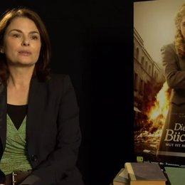 Barbara Auer - Ilsa Hermann - über ihre Rolle - Interview Poster