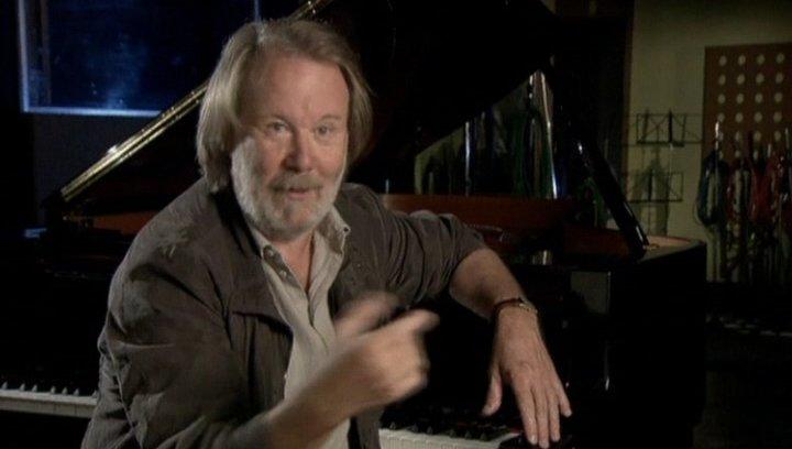 Interview mit Benny Andersson (Abba) - OV-Interview Poster