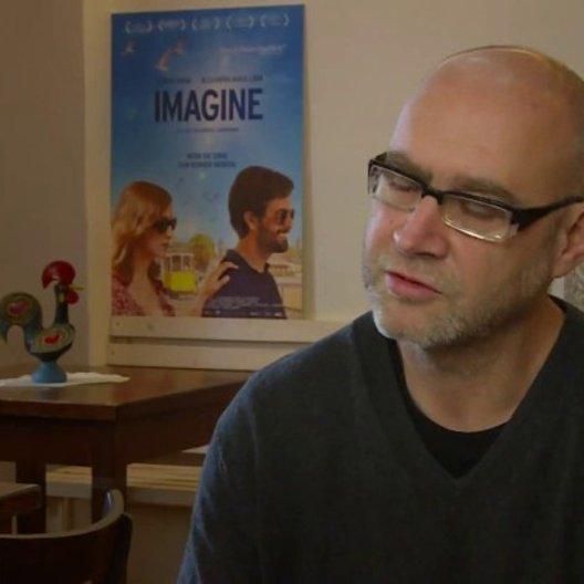 Andrzej Jakimowski - Regisseur - über die Bedeutung von Imagination - OV-Interview Poster