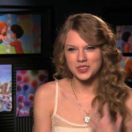 Taylor Swift über Dr Seuss und seine Reime - OV-Interview Poster