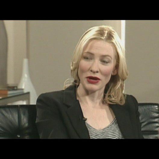 Cate Blanchett (Daisy) - OV-Interview Poster