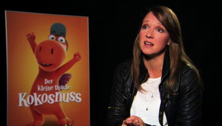 Carolin Kebekus über Kokosnuss, Oskar und Matilda - Interview Poster
