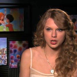 Taylor Swift über die Botschaft des Films - OV-Interview Poster