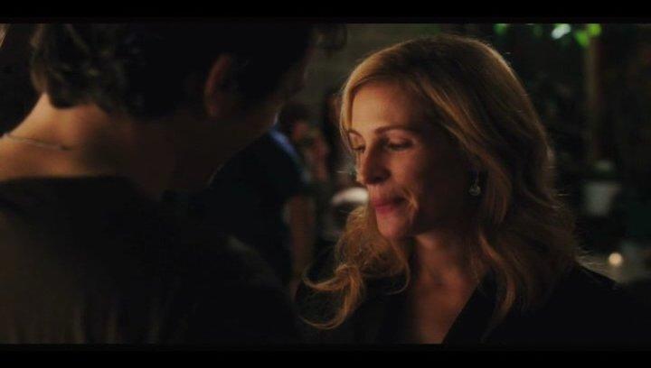 Liz lernt David kennen - Szene Poster