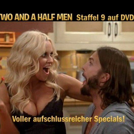 Two And A Half Man-Season 9 (DVD-Trailer) Poster