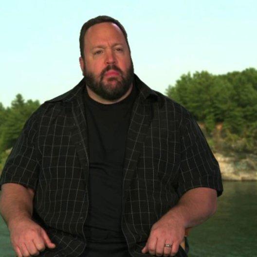 Kevin James über die Kinder im Film - OV-Interview Poster