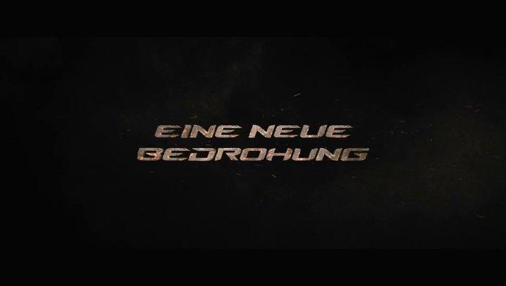 G I Joe 2 - Die Abrechnung (BluRay-/DVD-Trailer) Poster