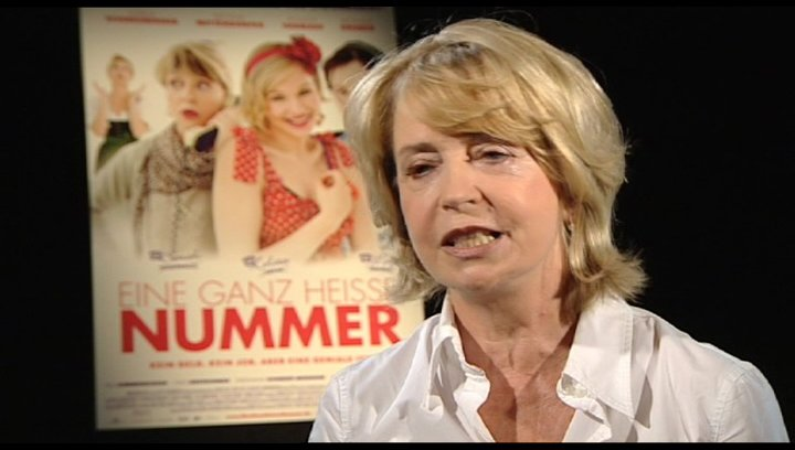 Gisela Schneeberger über die Arbeitslosigkeit im Film - Interview Poster