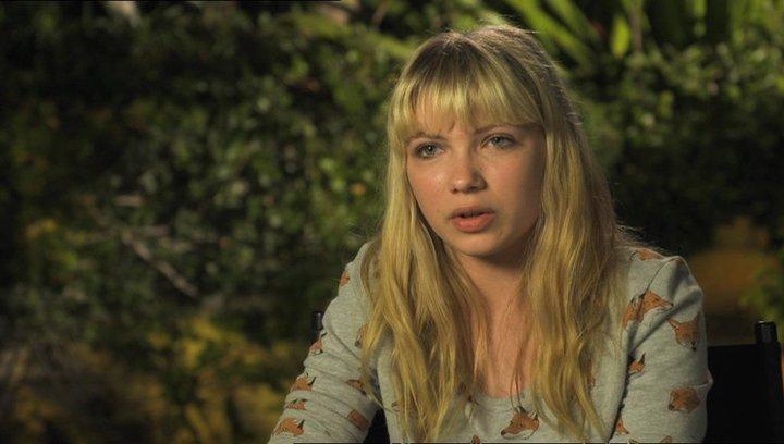 Tavi Gevinson - Cloe - über die Eltern-Kind Beziehungen im Film - OV-Interview Poster