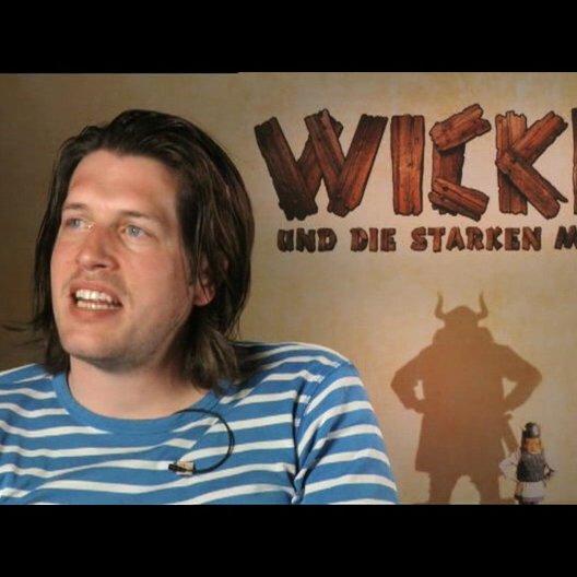"""Nic Romm gibt eine Filmempfehlung """"Wickie und die starken Männer"""" - Interview Poster"""