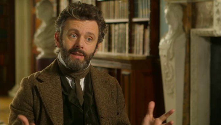 Michael Sheen über Bathsheba - OV-Interview Poster