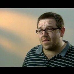 Nick Frost (Danny Butterman) über seine Rolle und den Film. - OV-Interview Poster
