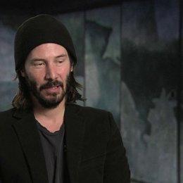 Keanu Reeves über Kai - OV-Interview Poster