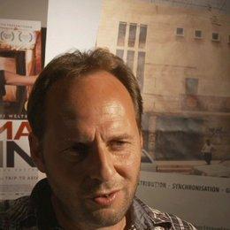 Marcus Vetter -Regisseur- über das Vertrauen in das Projekt Cinema Jenin - Interview Poster