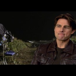 Tom Cruise über Cameron Diaz - OV-Interview Poster