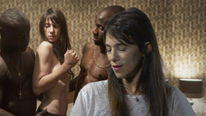 CHARLOTTE GAINSBOURG - Joe - über den Dreh der Sex-Szenen - OV-Interview Poster