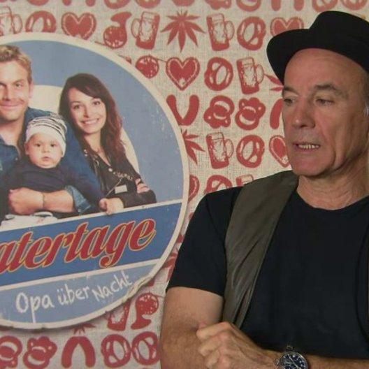 Heiner Lauterbach -Lambert- über seine Rolle als Lambert - Interview Poster