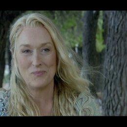 Interview mit Meryl Streep (Donna) - OV-Interview Poster