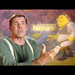 SASCHA HEHN / Shrek deutsche Stimme über Rumpelstilzchen und Shrek - Interview Poster