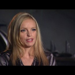 Nina Hoss ueber die Unsterblichkeit von Vampiren - Interview Poster