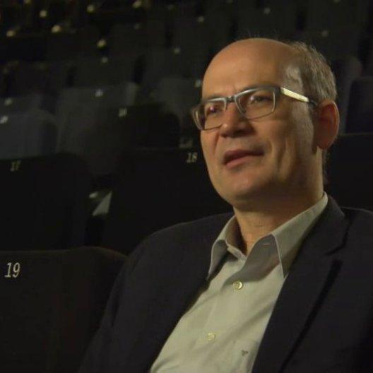 Valentin Thurn - Regisseur - über die heutige Lebensmittelproduktion - Interview Poster