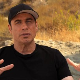 John Travolta über den Film - OV-Interview Poster