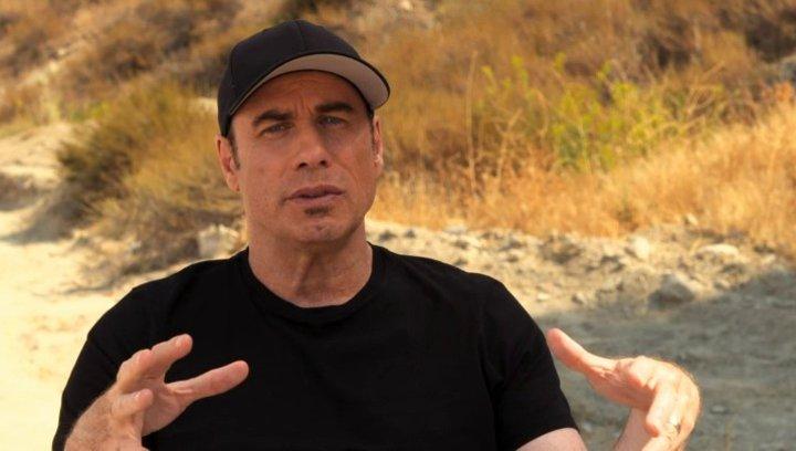 John Travolta über den Film - OV-Interview Poster