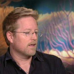 Andrew Stanton - Director - darüber wie 3D beim Publikum ankommen wird - OV-Interview Poster