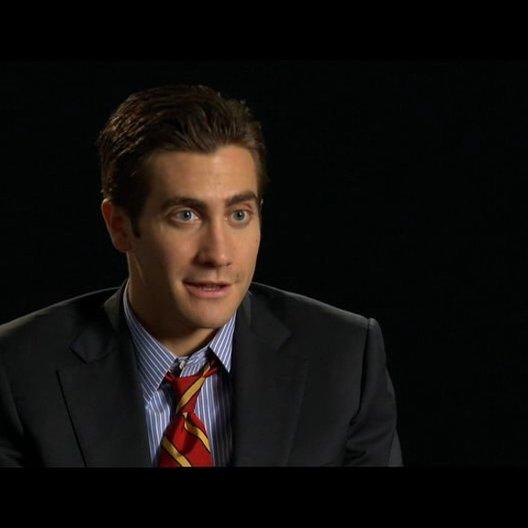 Jake Gyllenhaal über die Liebesgeschichte - OV-Interview Poster