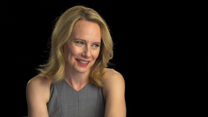 Amy Ryan über den Reiz ihrer Rolle - OV-Interview Poster