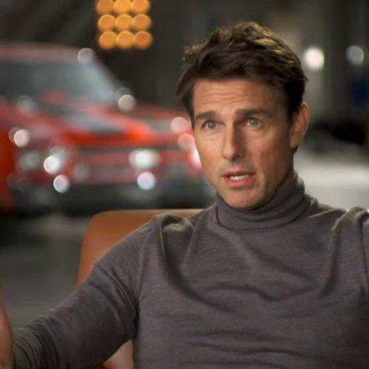 Tom Cruise - Jack Reacher wie er zu der Rolle kam - OV-Interview Poster