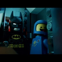 Lego: The Movie - Trailer Poster