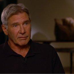 Harrison Ford - Woodrow Dolarhyde - über seine Rolle - OV-Interview Poster