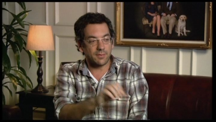 Todd Phillips (Regie / Produktion) - OV-Interview Poster