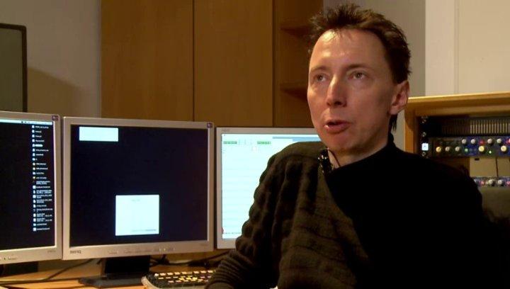 Prof Jürgen Schopper -  VFX-Supervisor -  wie er sich dem Projekt annaeherte - Interview Poster