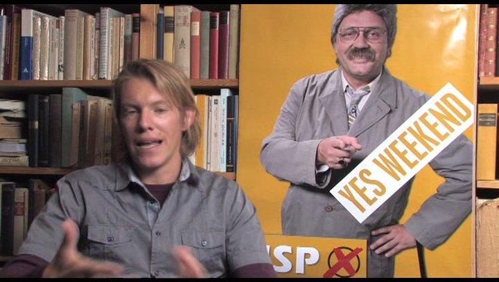 Simon Gosejohann über den Unterschied von TV-Comedy und Kinorollen - Interview Poster