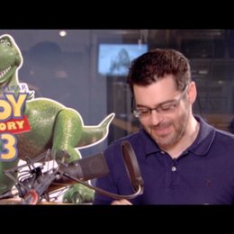 RICK KAVANIAN / Rex über das Tolle von TOY STORY 3 - Interview Poster