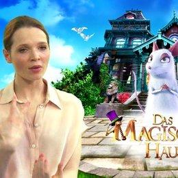 Karoline Herfurth - Maggie - über das Synchronisieren - Interview Poster