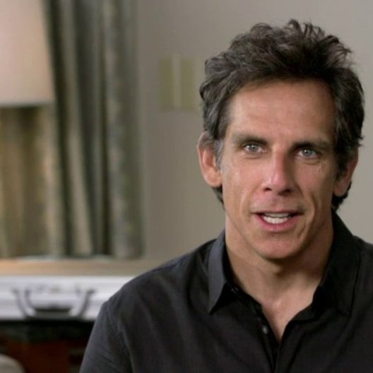 Ben Stiller - Walter Mitty, Produzent, Regisseur - über Walters Phantasien gegenüber Cheryl - OV-Interview Poster