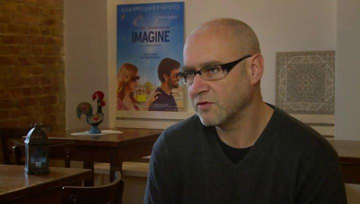 Andrzej Jakimowski - Regisseur - über die menschlichen Fähigkeiten der Echoortung - OV-Interview Poster