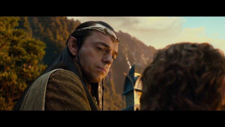 """Exclusiver Clip aus """"Der Hobbit - Eine unerwartete Reise"""" / Extended Edition (VoD-/BluRay-Trailer) - Szene Poster"""