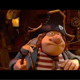Die Piraten - Ein Haufen merkwürdiger Typen - Trailer Poster