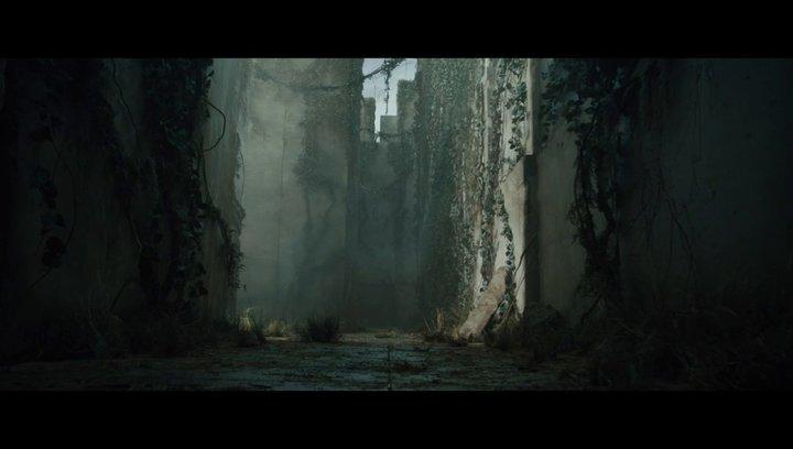 Maze Runner - Trailer Poster