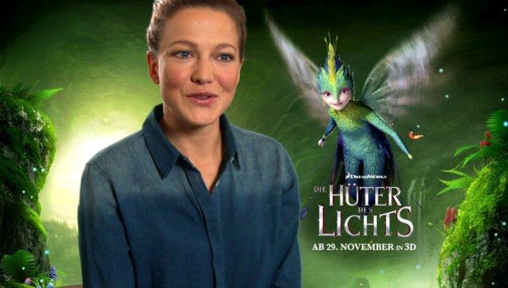 Hannah Herzsprung - Zahnfee - warum man sich den Film anschauen sollte - Interview Poster