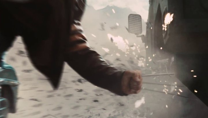 X-Men Franchise (VoD-/BluRay-/DVD-Trailer) Poster